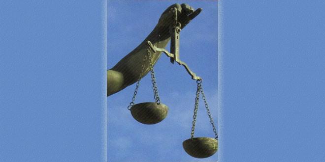 Foto Balanzas de la Justicia
