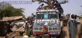 Foto Aldea en Senegal