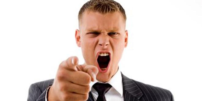 Hombre-gritando