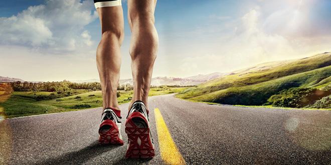 Corredor - la vida es una carrera