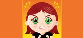 Mujer enojada - imagen