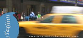 Foto taxi - Artículo Un taxi a ningún lugar