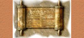 Imagen rollo antiguo escritura