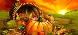 Frutos abundantes - Reflexión Sé agradecido