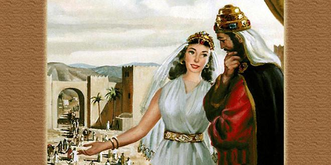 Reina Ester - Reflexión Este es el momento