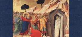 Imagen Lázaro - Reflexión Jesús no tiene prisa