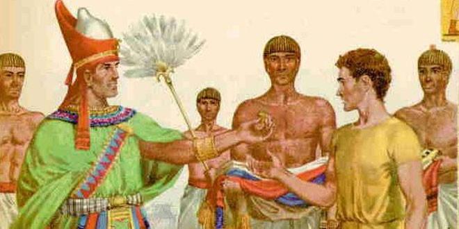 José Rey de Egipto - imagen