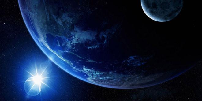 Futuro – Foto la Tierra desde el espacio
